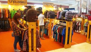 Modal buka usaha baju distro clothing