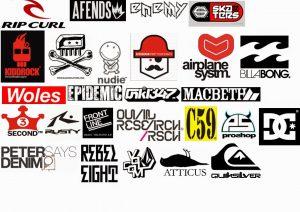 Nama brand kaos