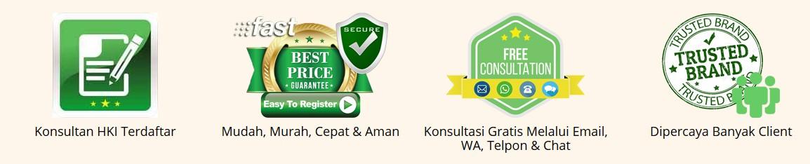 Konsultan Pendaftaran Merek Terpercaya | Pendaftaran Merek Dagang Sumatera Utara
