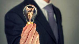 cara membuat logo MEREK perusahaan