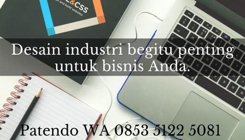 undang undang desain industri