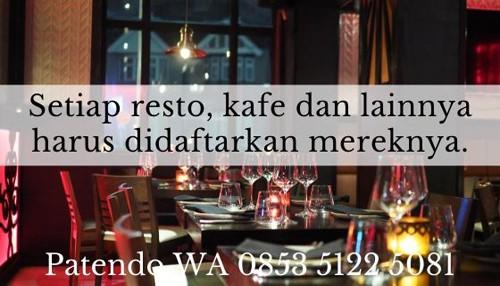 Referensi nama restoran islami