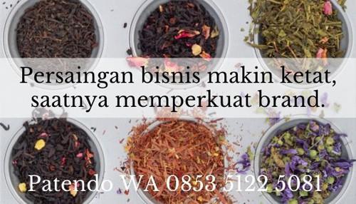 nama teh kemasan