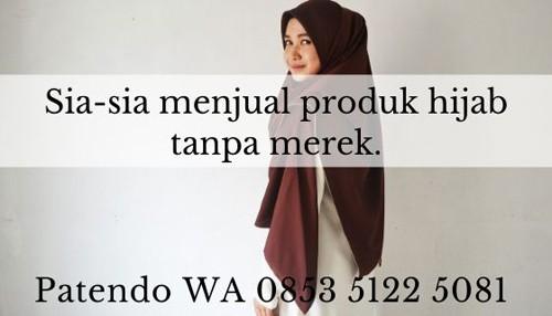 jenis nama hijab nama busana muslimah