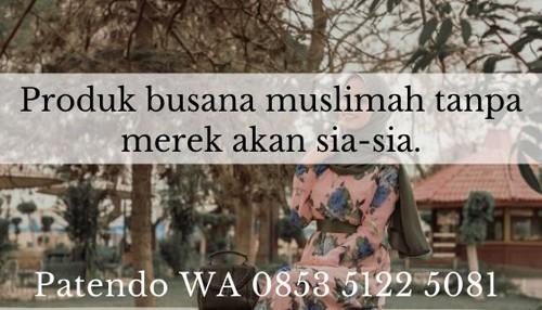 merek nama hijab nama busana muslimah