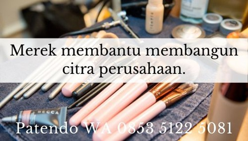 nama kosmetik wanita