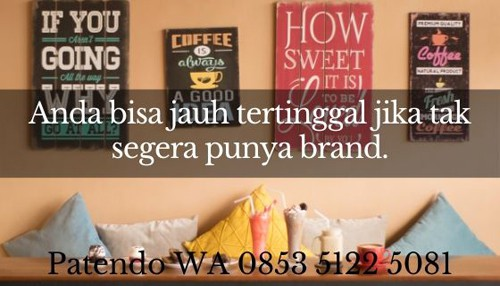Contoh Branding Produk Makanan